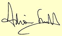 (signature of) Adrian Smith